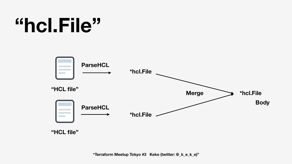 """hcl.File"" ""HCL file"" ""HCL file"" ParseHCL ParseHC..."