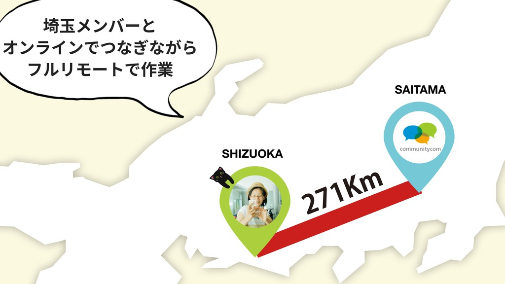,N SHIZUOKA SAITAMA 埼⽟メンバーと オンラインでつなぎながら フルリ...