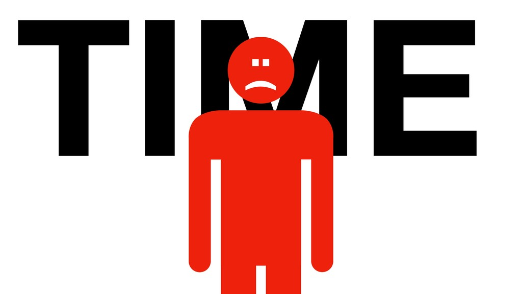 TIME : (