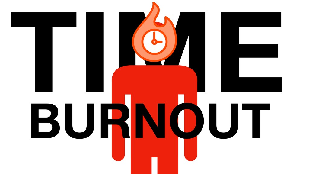 TIME : ( BURNOUT