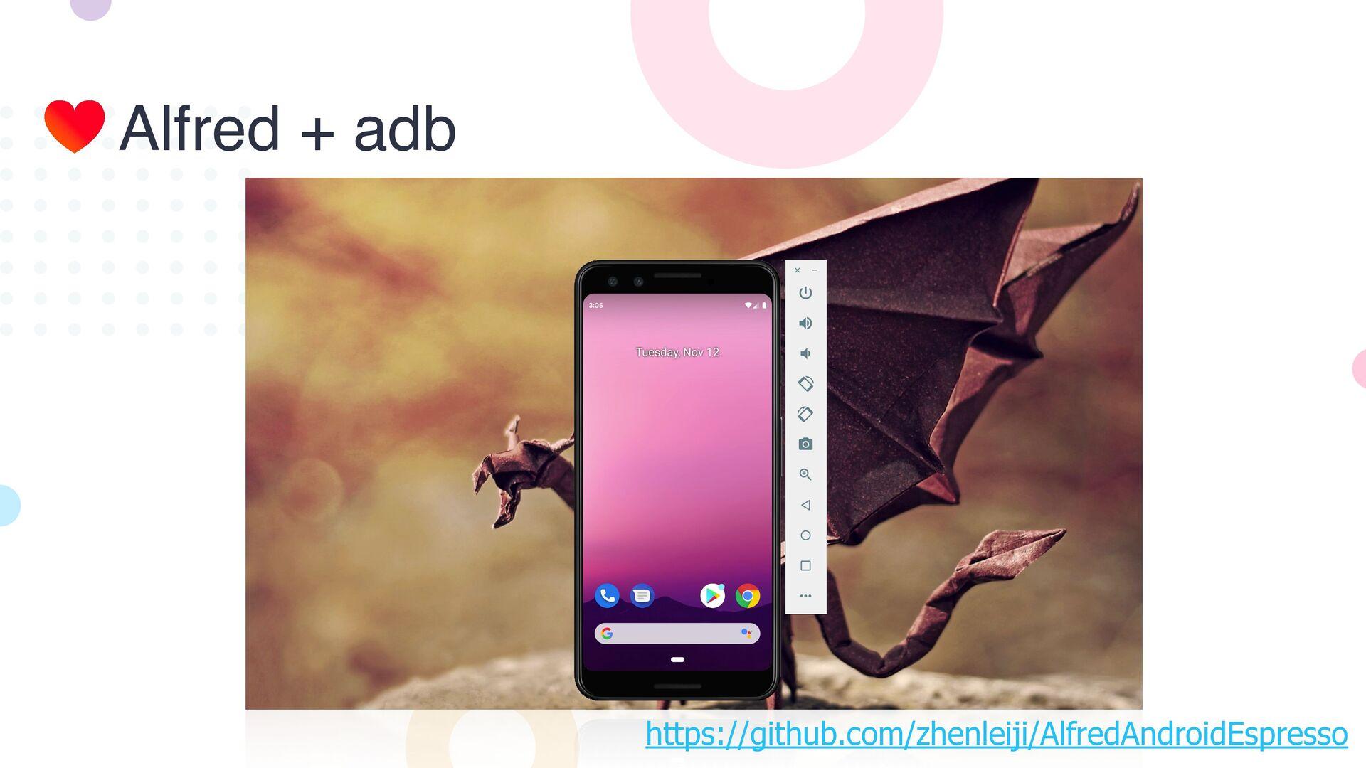 Create scripts https://github.com/zhenleiji/And...