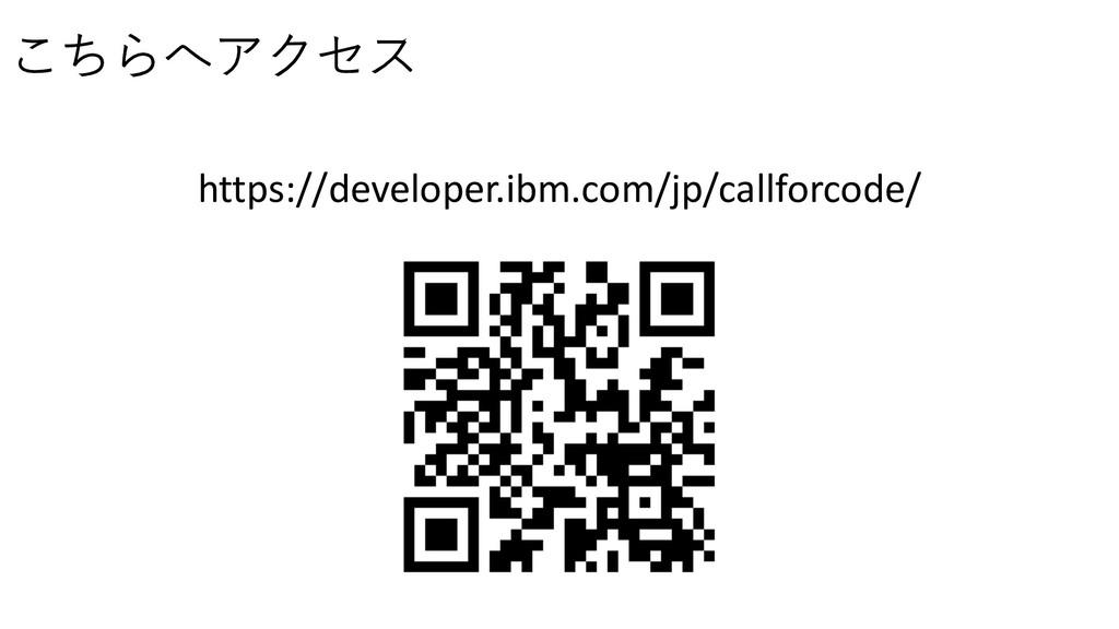 https://developer.ibm.com/jp/callforco...