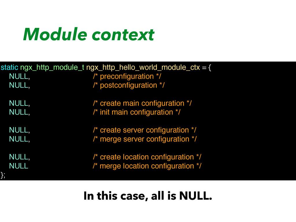 Module context static ngx_http_module_t ngx_htt...