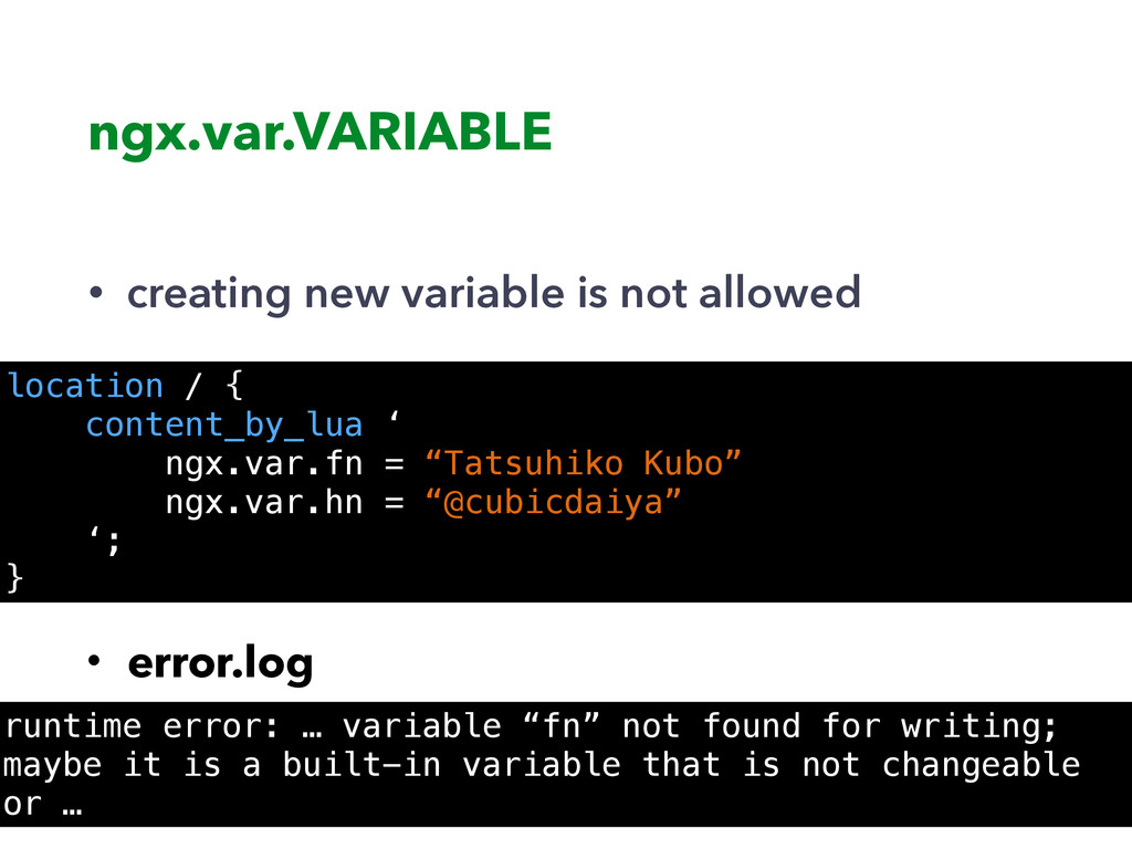 ngx.var.VARIABLE • creating new variable is not...