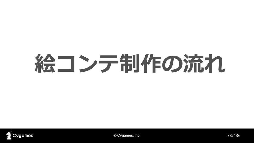 絵コンテ制作の流れ 78/136