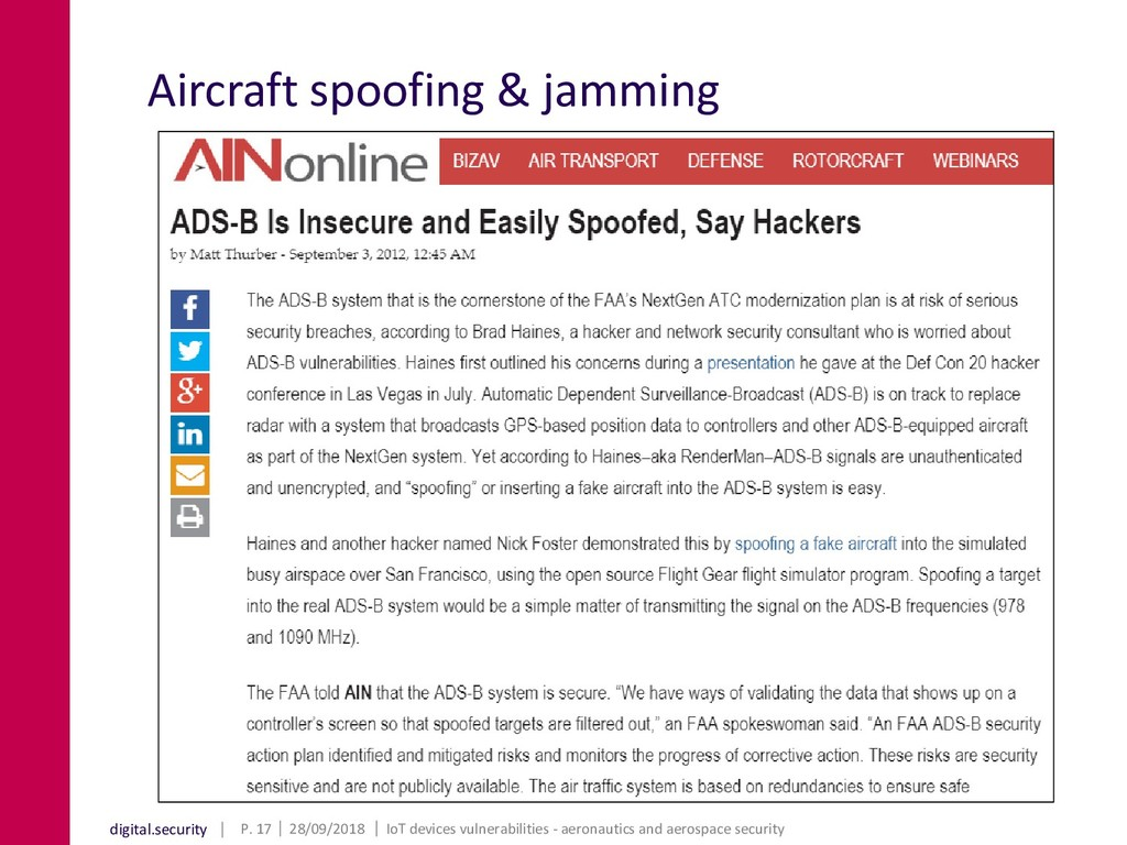digital.security Aircraft spoofing & jamming P....