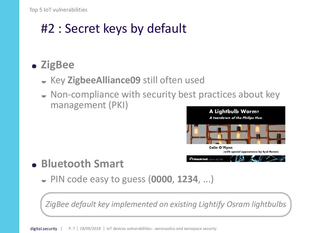 digital.security #2 : Secret keys by default Zi...