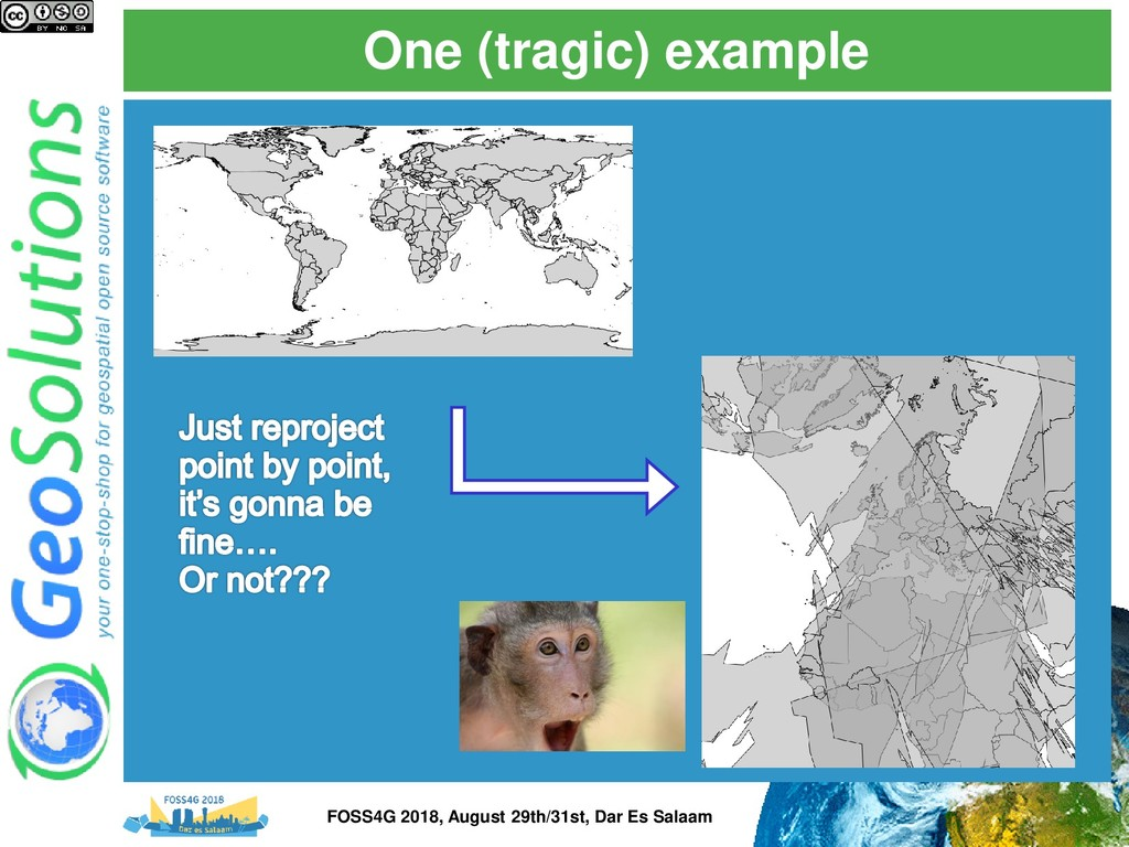 One (tragic) example FOSS4G 2018, August 29th/3...