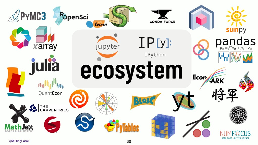 @WillingCarol ecosystem 30