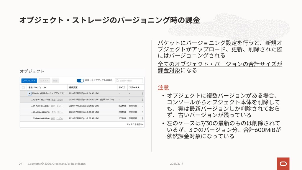 Question • File Storage Service 上にある使っていない 25TB...