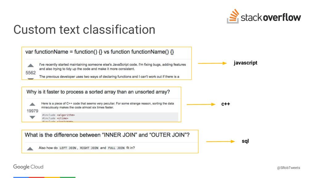 Confidential & Proprietary Custom text classifi...