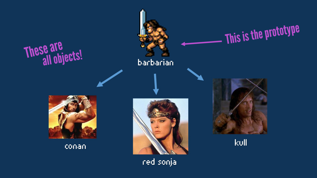 barbarian conan red sonja kull