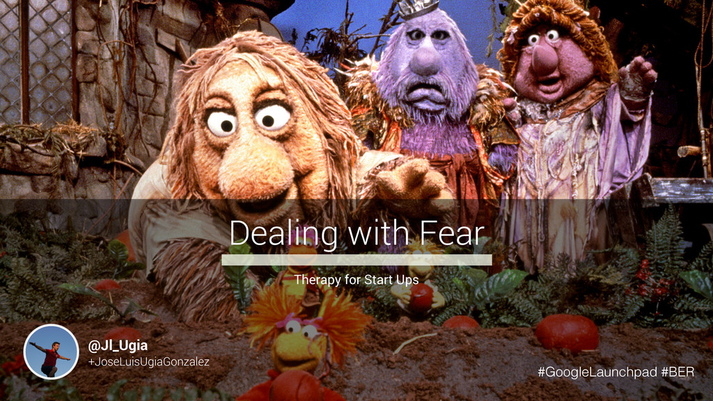 Dealing with Fear Therapy for Start Ups Image P...