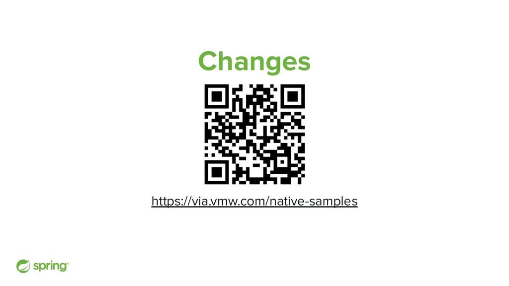 Changes https://via.vmw.com/native-samples