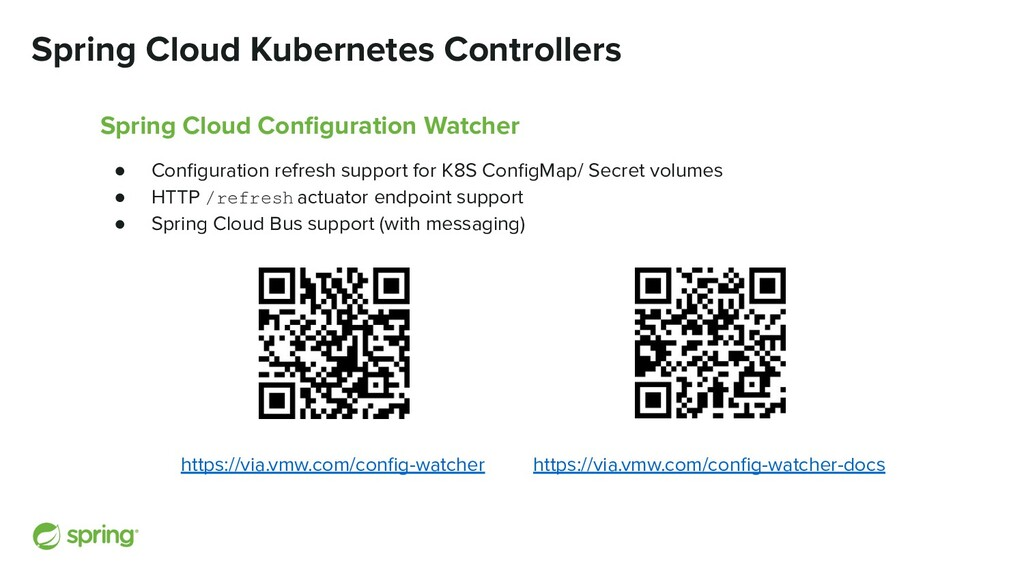 Spring Cloud Kubernetes Controllers Spring Clou...