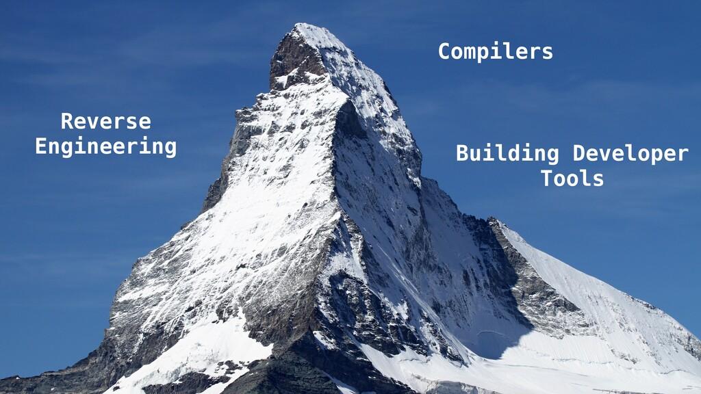 Compilers Reverse Engineering Building Develope...