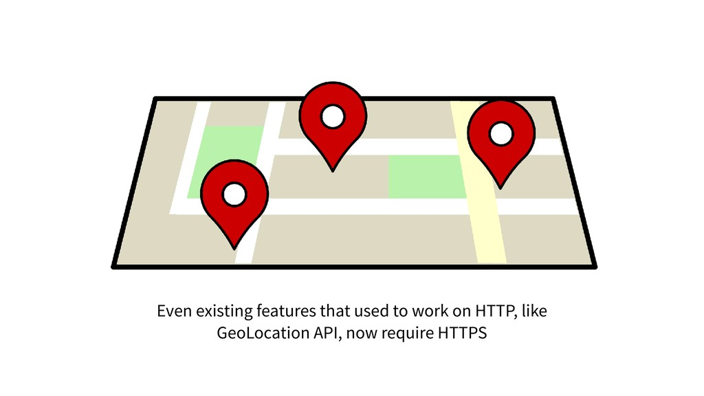 Even existing features that used to work on HTT...