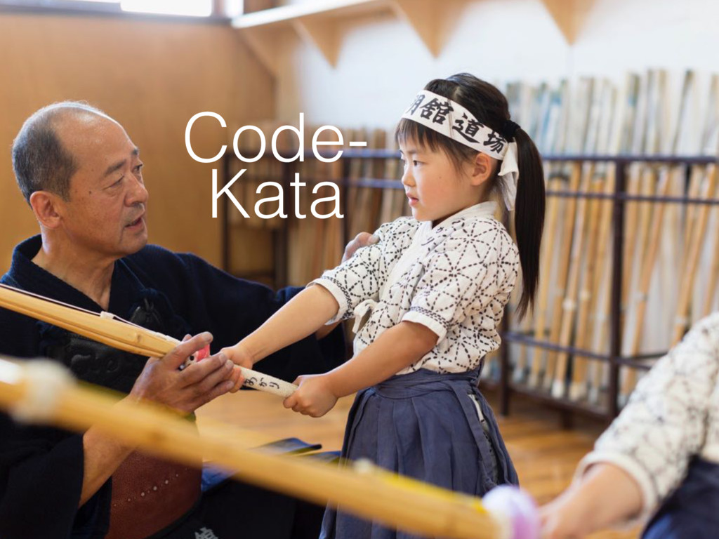Code- Kata