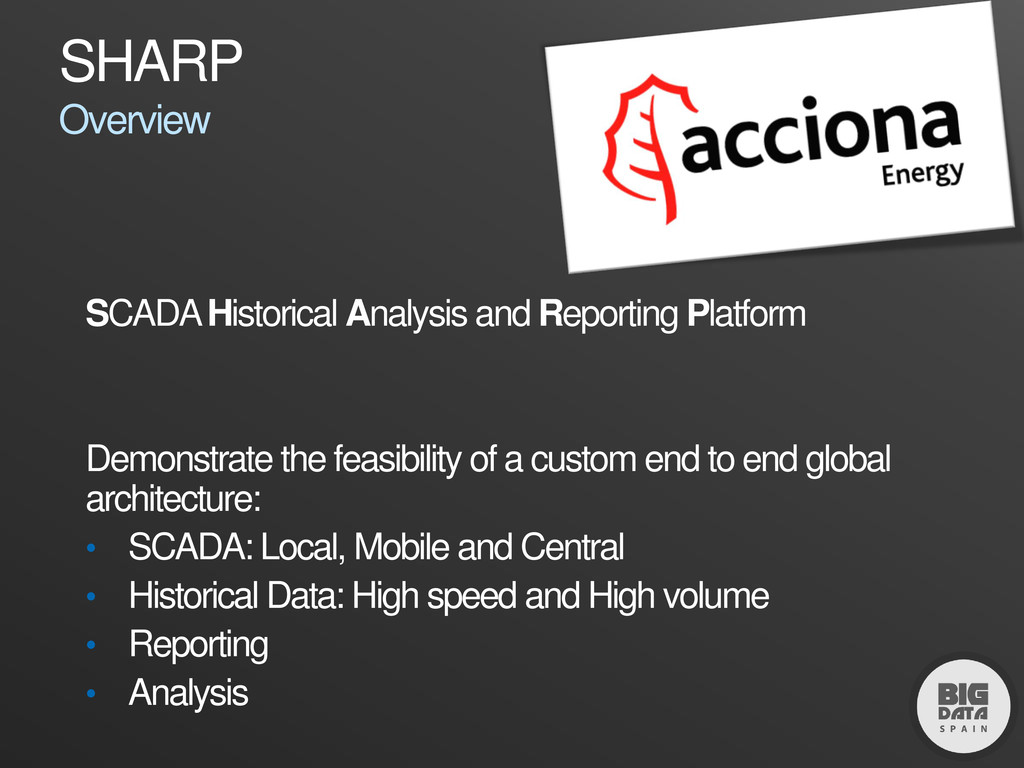 SCADA Historical Analysis and Reporting Platfor...