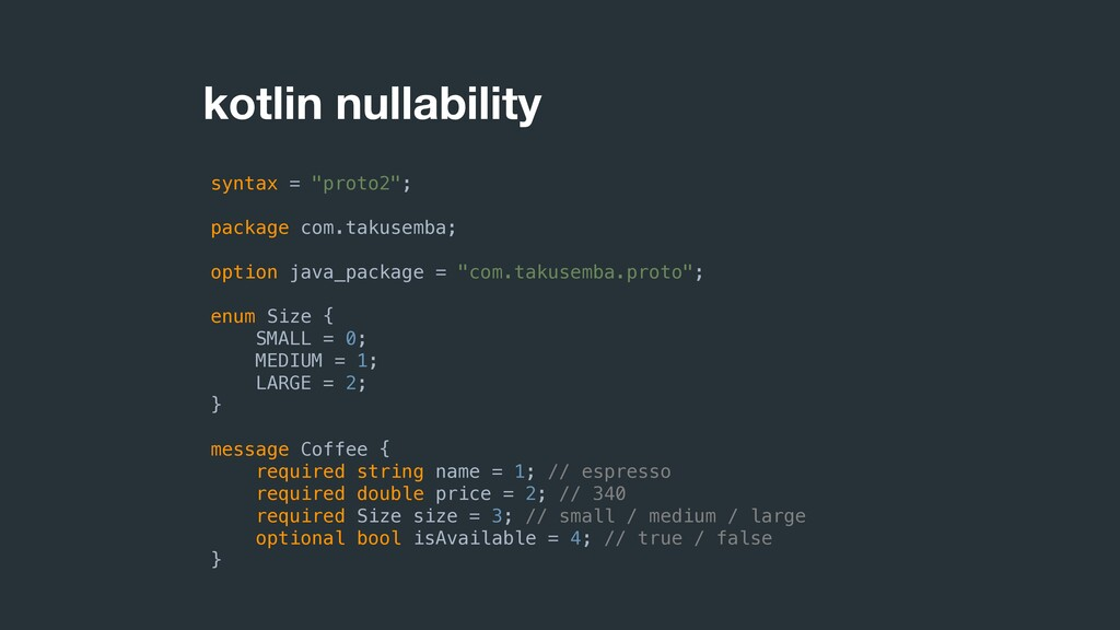 "kotlin nullability syntax = ""proto2""; package c..."