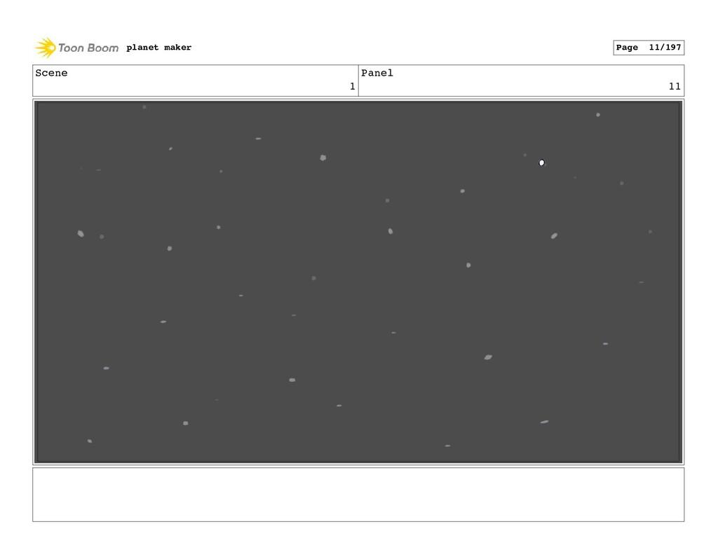 Scene 1 Panel 11 planet maker Page 11/197