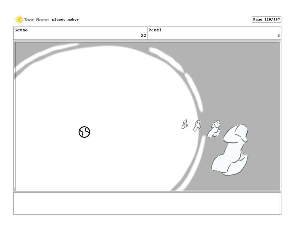 Scene 22 Panel 3 planet maker Page 129/197