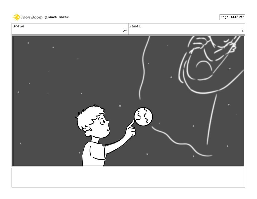 Scene 25 Panel 4 planet maker Page 144/197