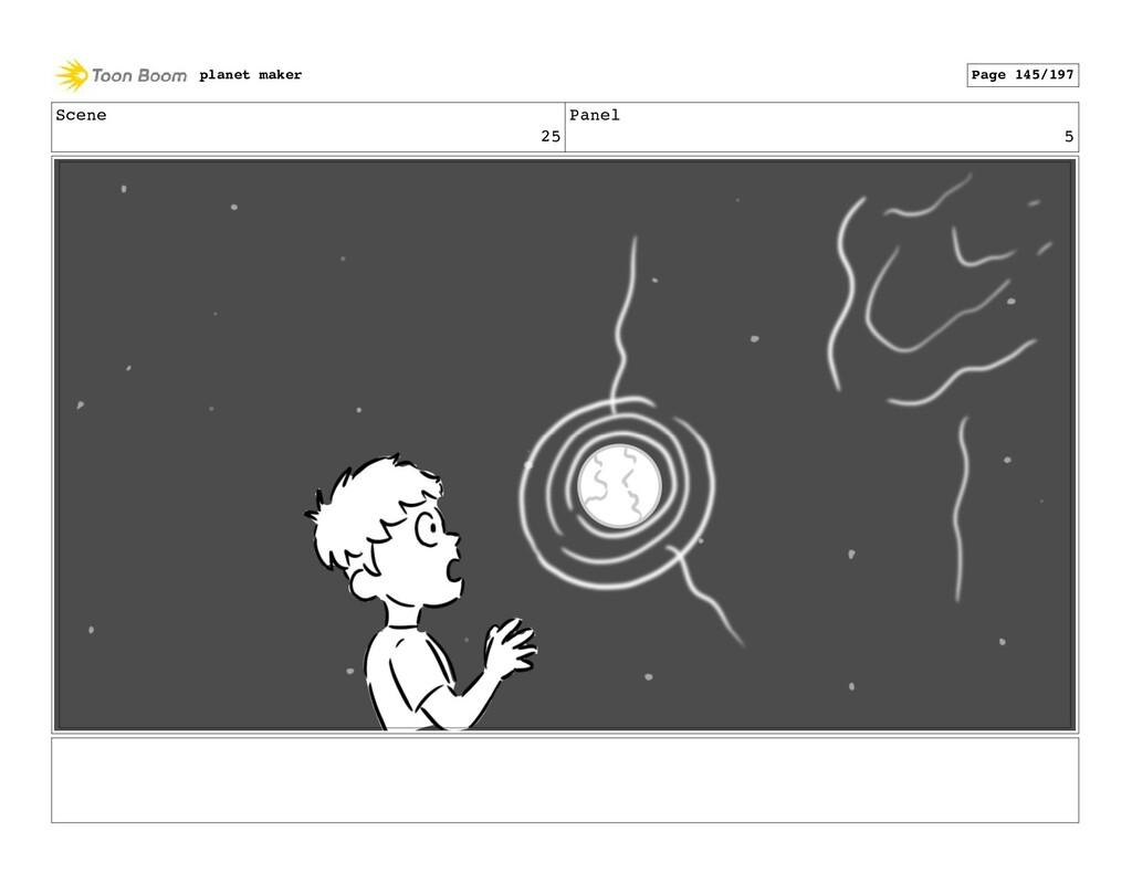 Scene 25 Panel 5 planet maker Page 145/197