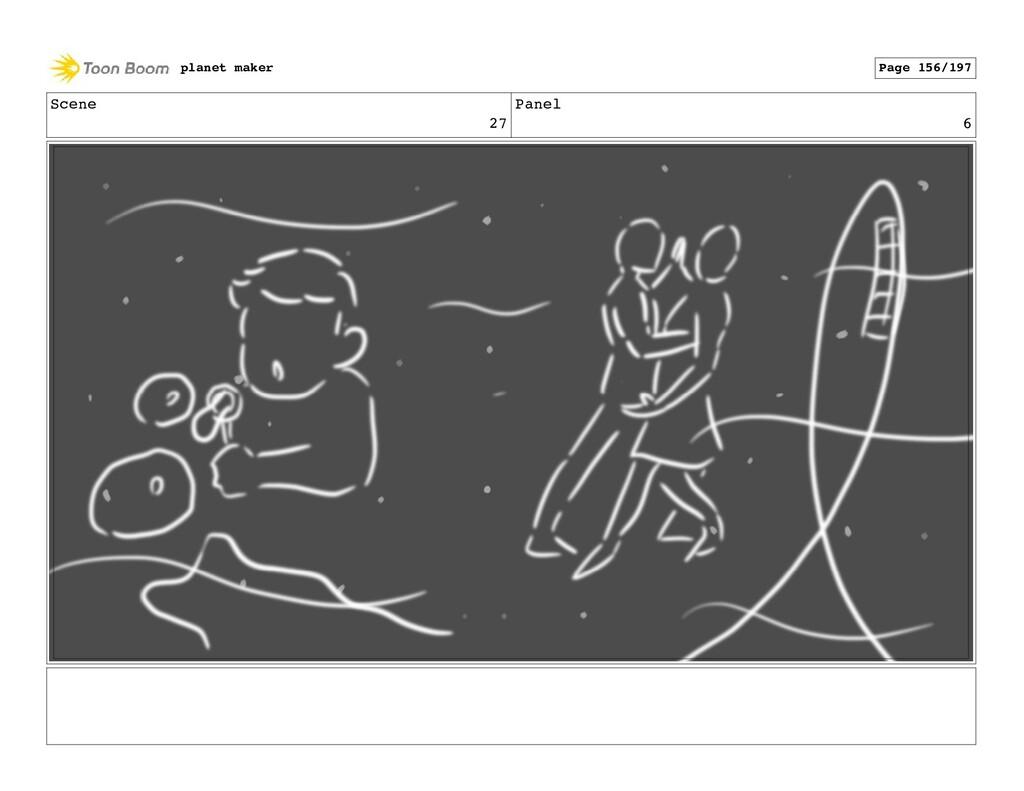 Scene 27 Panel 6 planet maker Page 156/197