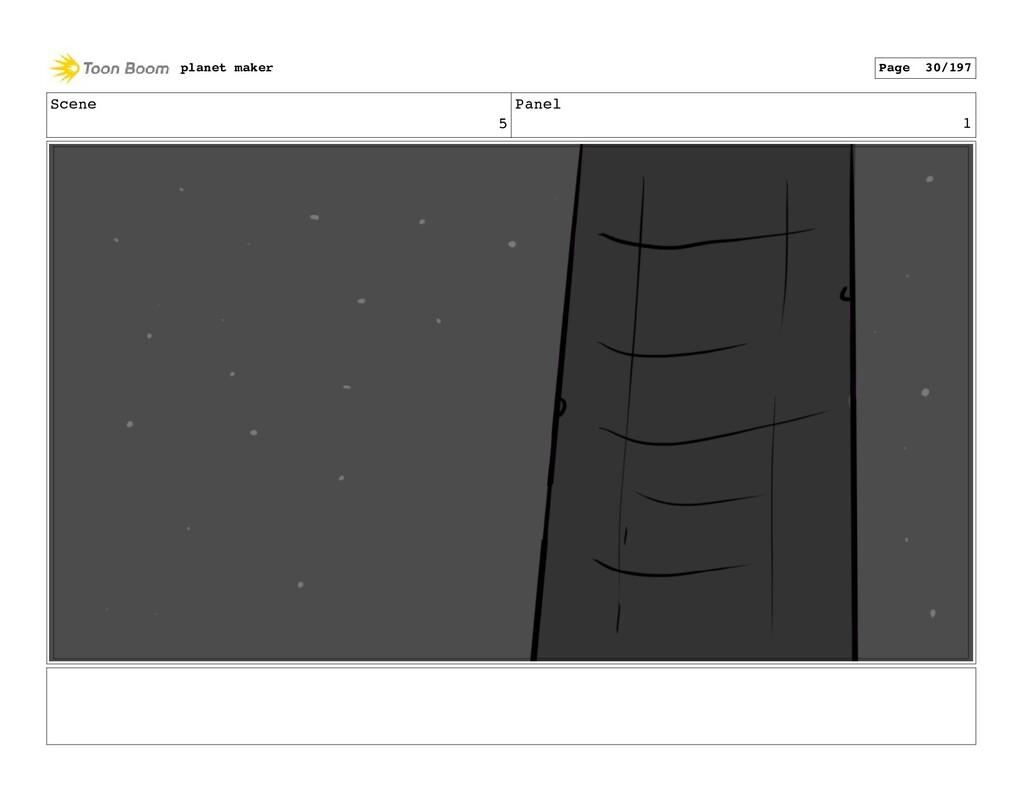 Scene 5 Panel 1 planet maker Page 30/197