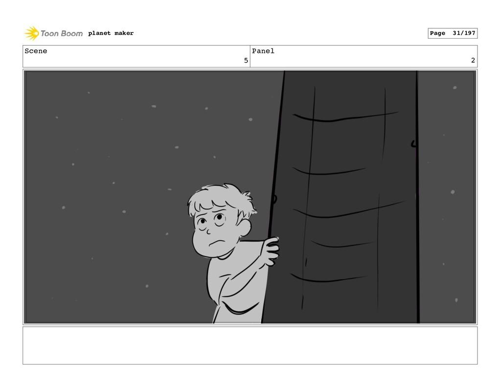 Scene 5 Panel 2 planet maker Page 31/197