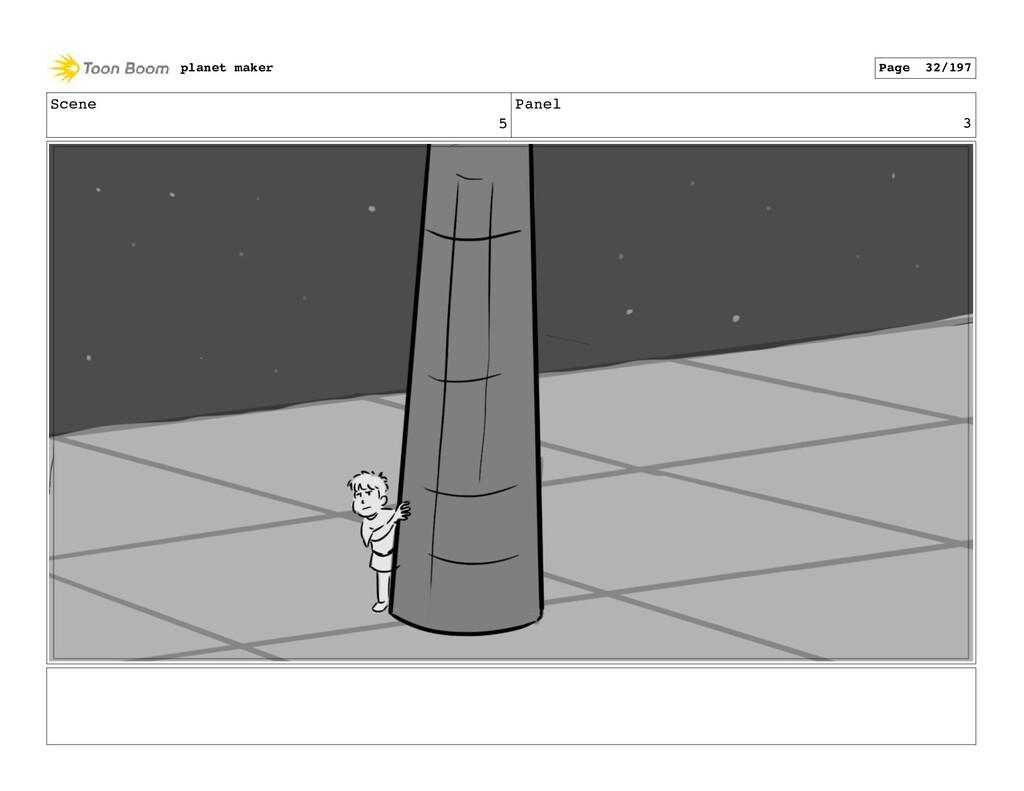 Scene 5 Panel 3 planet maker Page 32/197