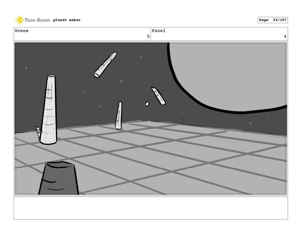 Scene 5 Panel 4 planet maker Page 33/197