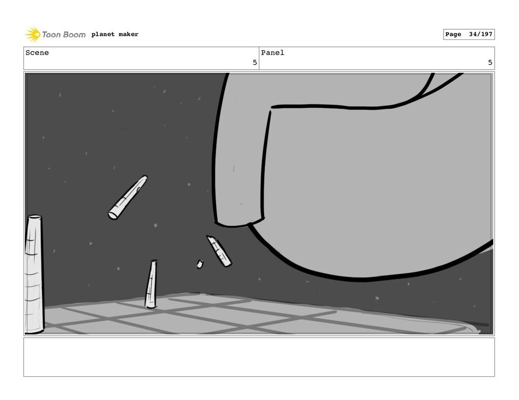 Scene 5 Panel 5 planet maker Page 34/197