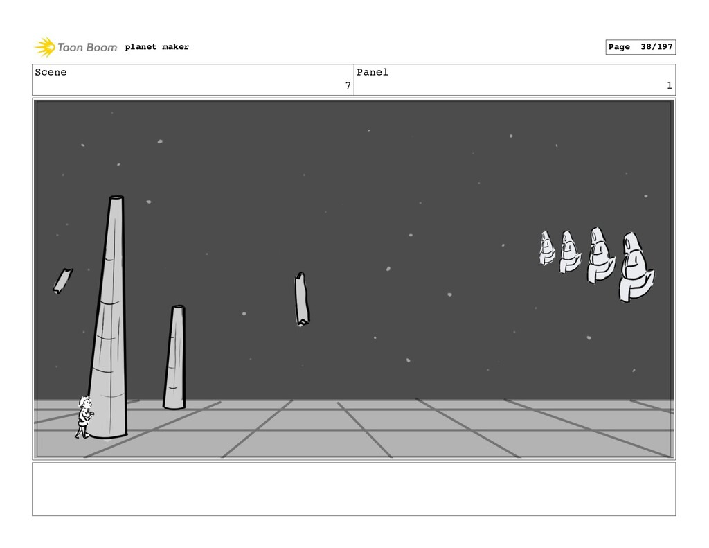 Scene 7 Panel 1 planet maker Page 38/197