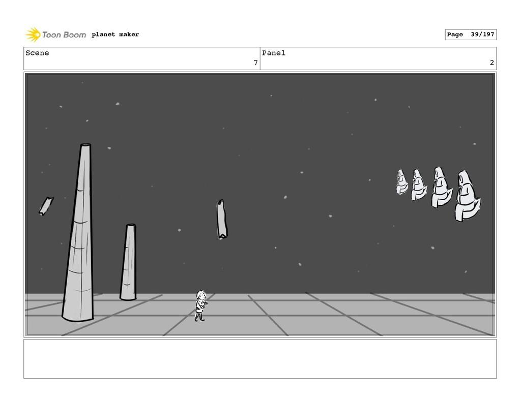 Scene 7 Panel 2 planet maker Page 39/197