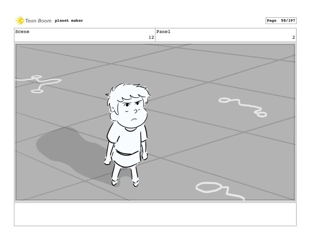 Scene 12 Panel 2 planet maker Page 58/197