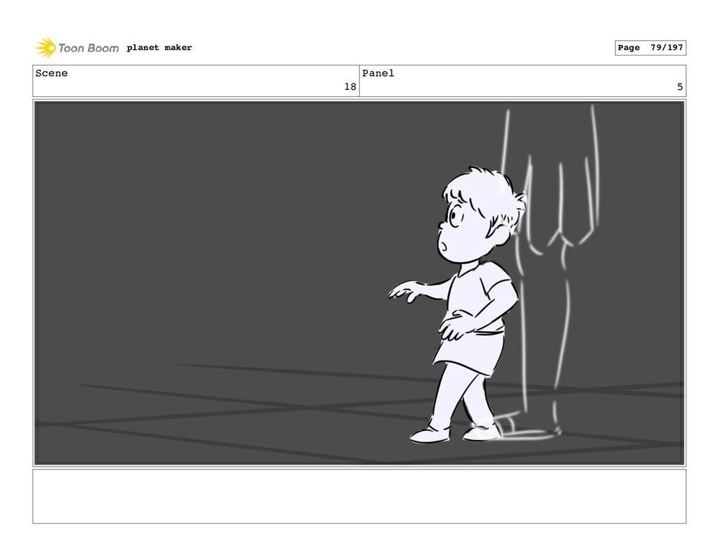 Scene 18 Panel 5 planet maker Page 79/197