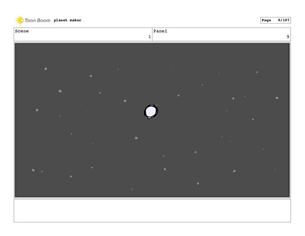 Scene 1 Panel 9 planet maker Page 9/197