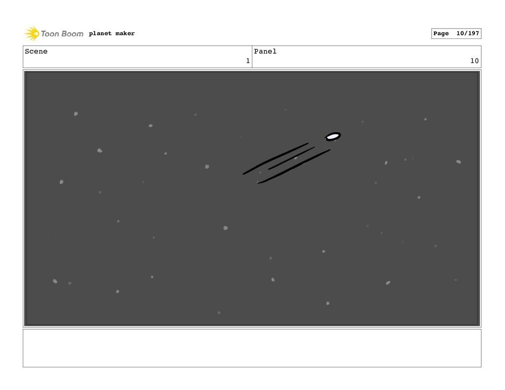 Scene 1 Panel 10 planet maker Page 10/197