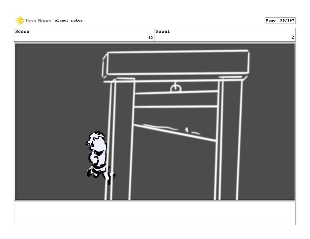 Scene 19 Panel 2 planet maker Page 96/197