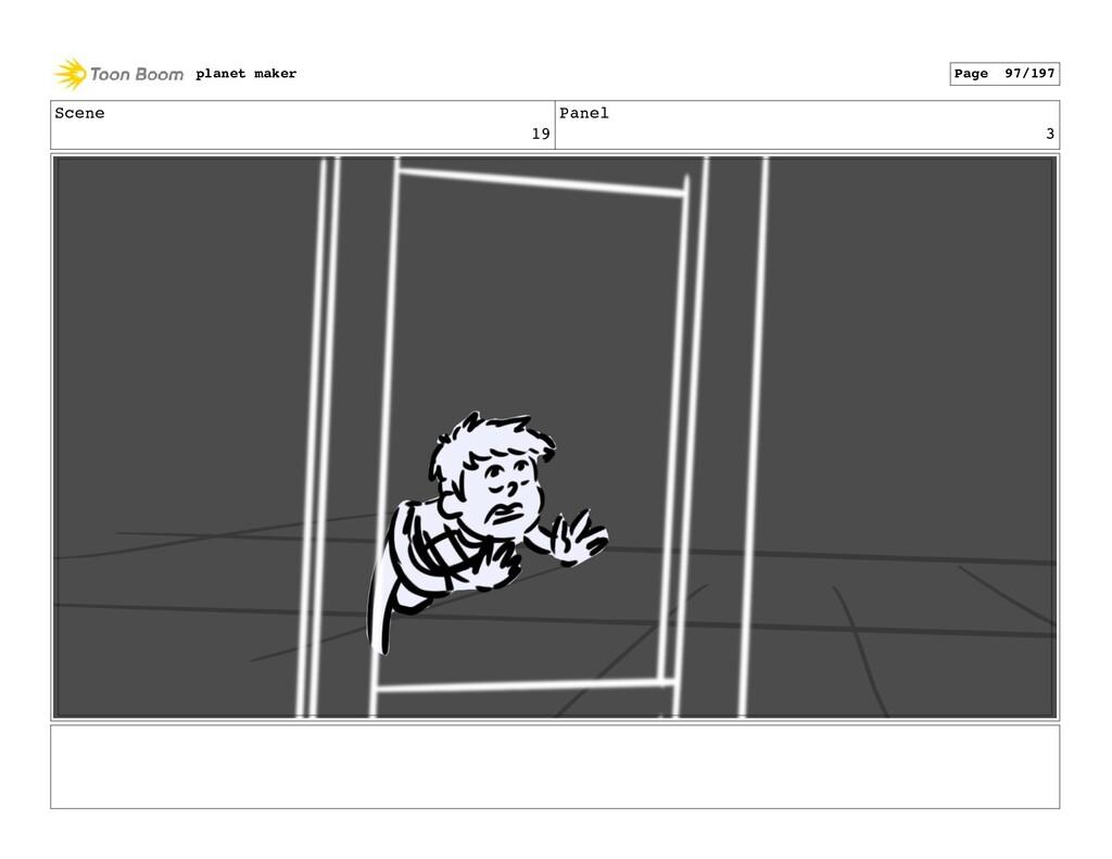Scene 19 Panel 3 planet maker Page 97/197