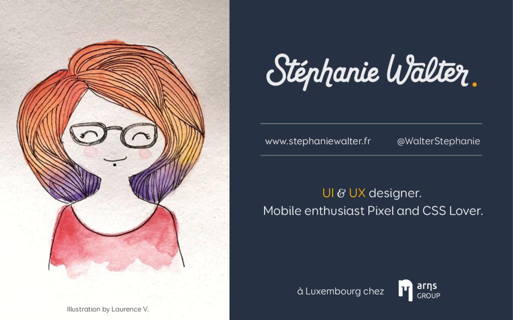 UI & UX designer. Mobile enthusiast Pixel and C...