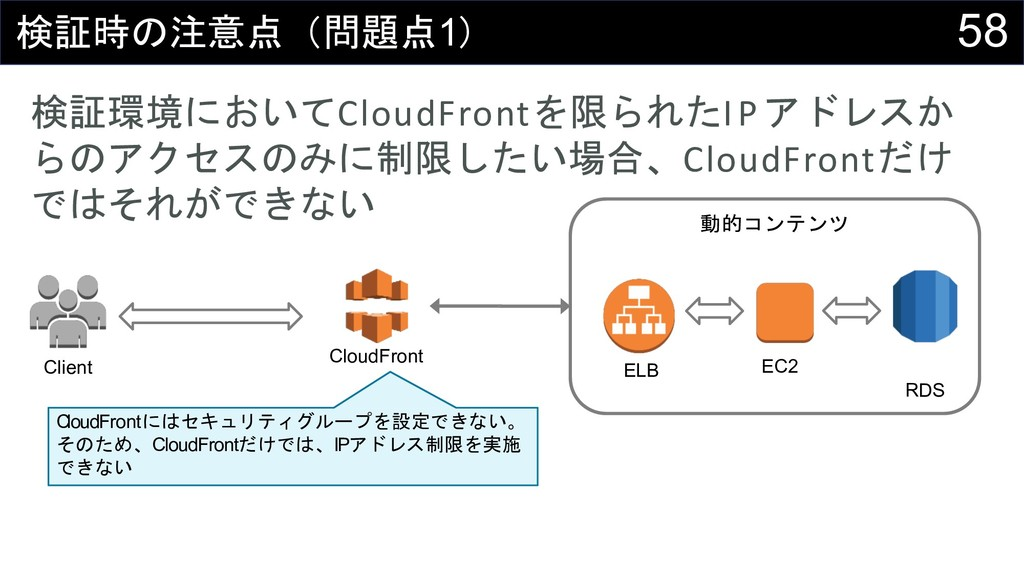 """58 5;4627>-=71? 5;8/CloudFront<IP""""'..."""
