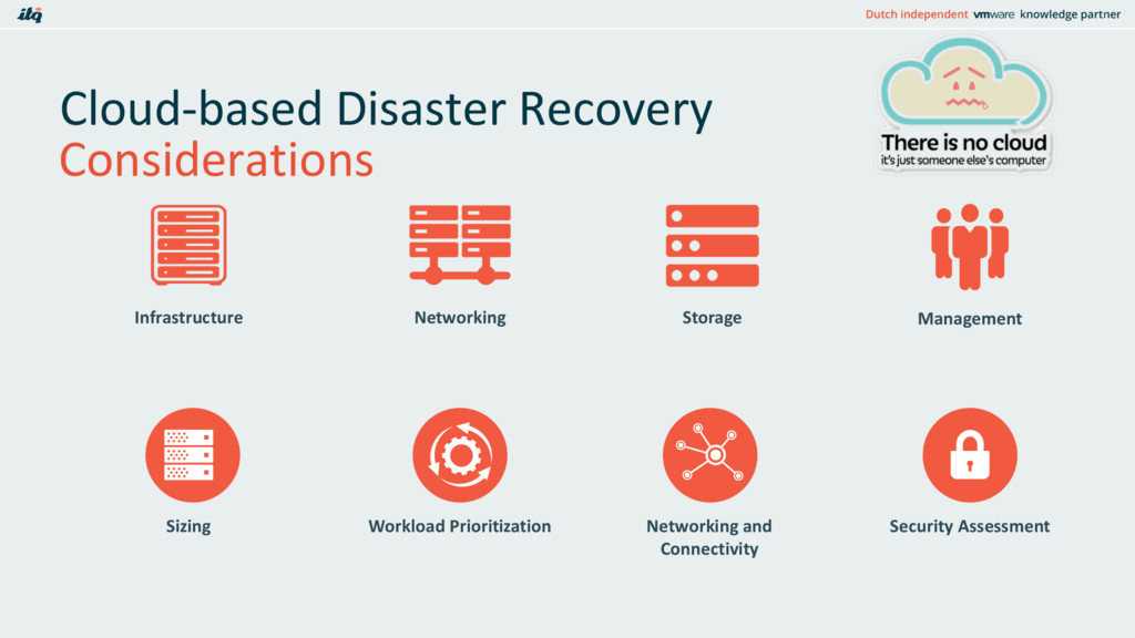 Cloud-based Disaster Recovery Considerations In...