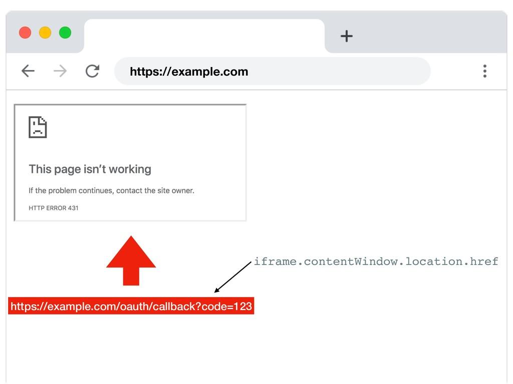 https://example.com https://example.com/oauth/c...