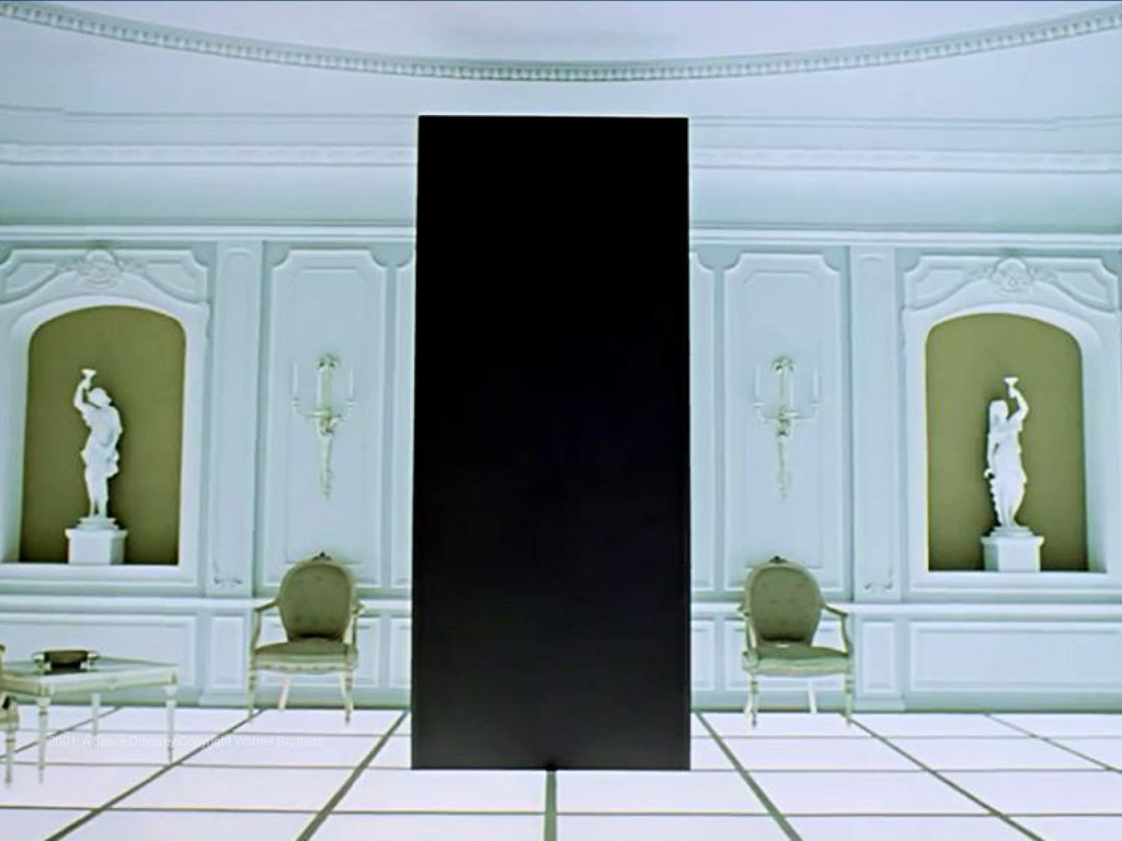 2001: A Space Odyssey Copyright Warner Brothers