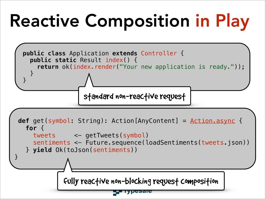public class Application extends Controller { p...