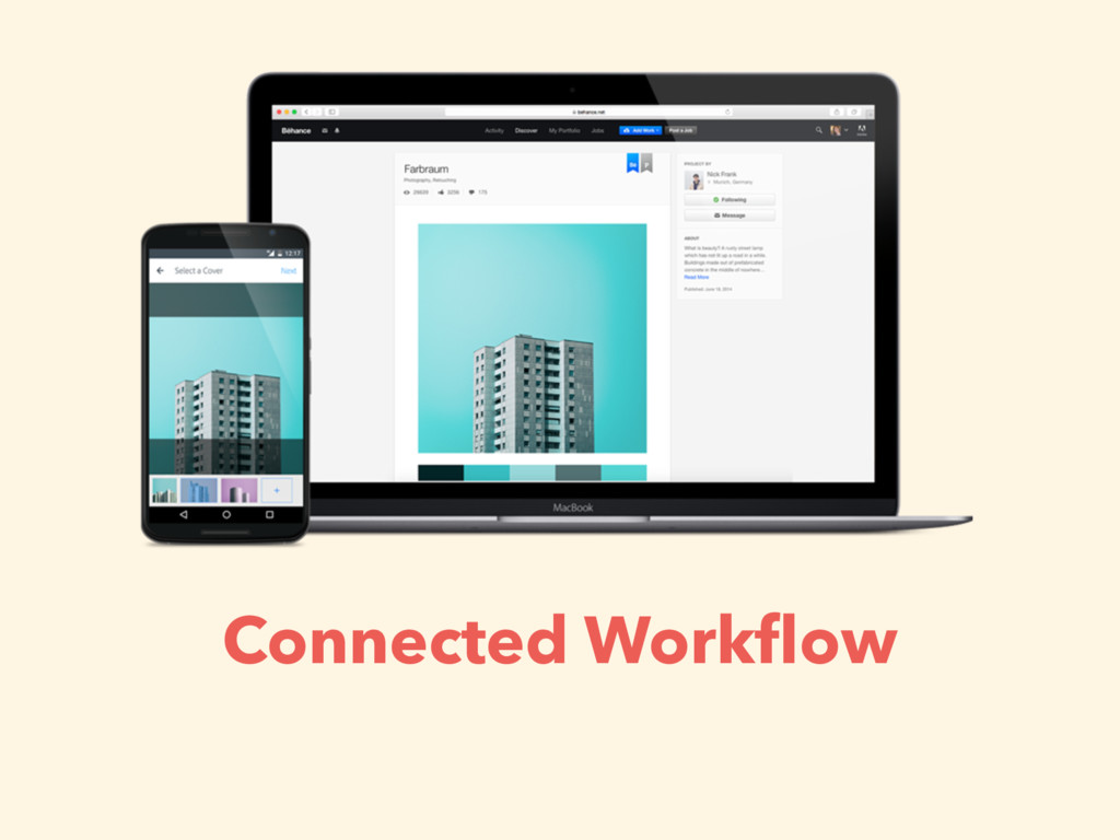 Connected Workflow