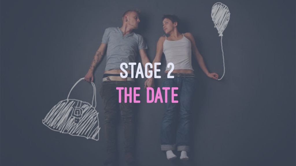 STAGE 2 THE DATE